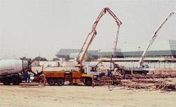 مشروع إنشاء مبنى وحدة الكلى بالحرس الوطني